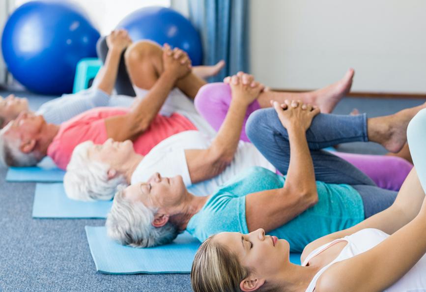 Aumento elasticità dei muscoli
